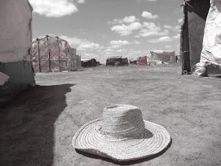 Agricultores/as familiares estão acampados na resistência ao Projeto da Morte   Foto: Janaína Henrique