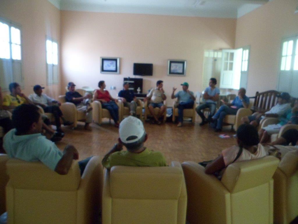 reunião da ecoborborema