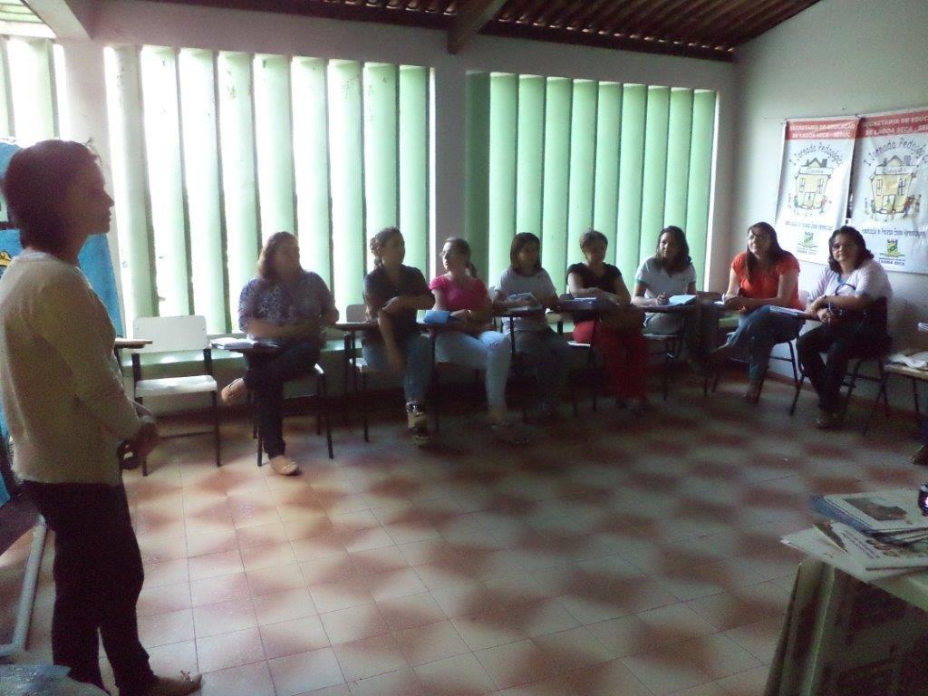 Reunião Educação no Campo