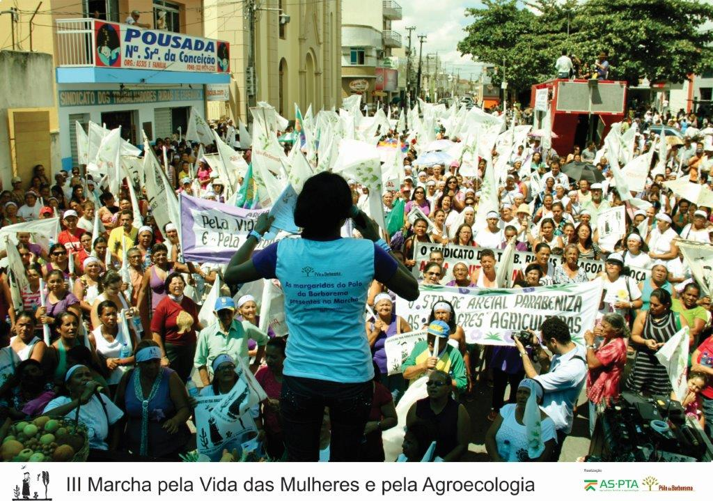 3 Marcha das Mulheres