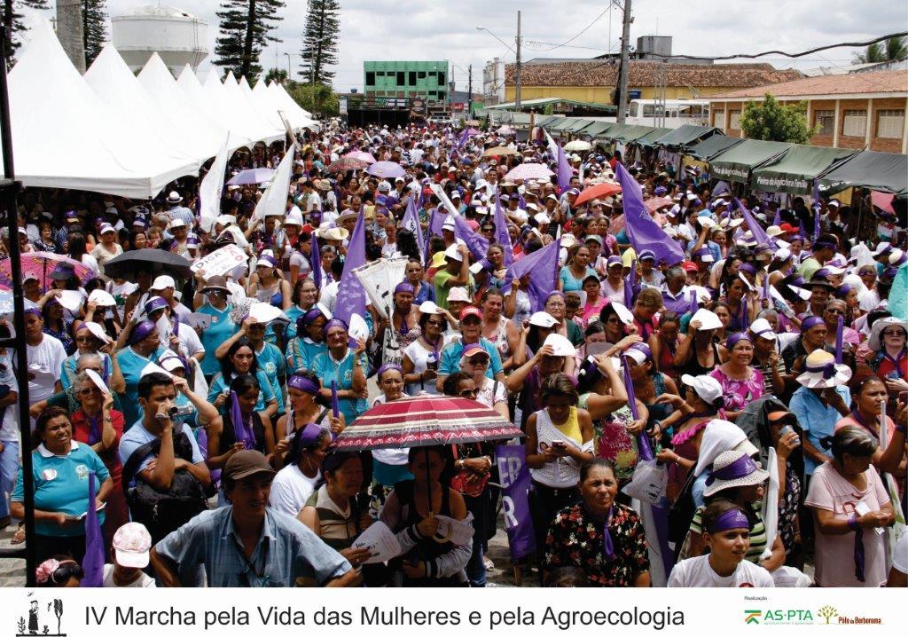 4 Marcha das Mulheres