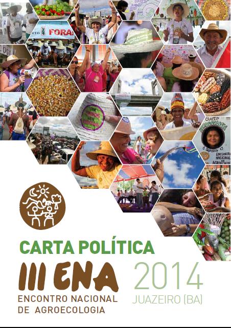 capa carta política III ENA