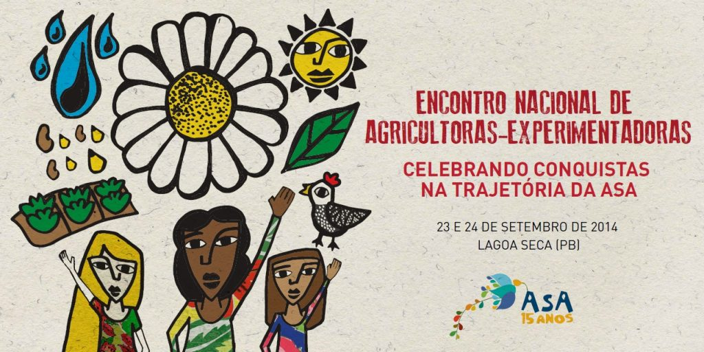 encontro nacional de agricultora experimentadora