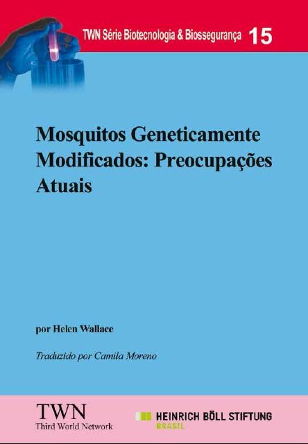 mosquito geneticamente modificado