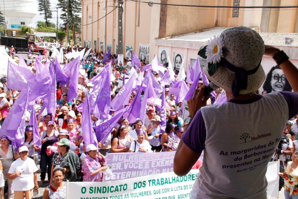 IV Marcha pela Vida das Mulheres e pela Agroecologia