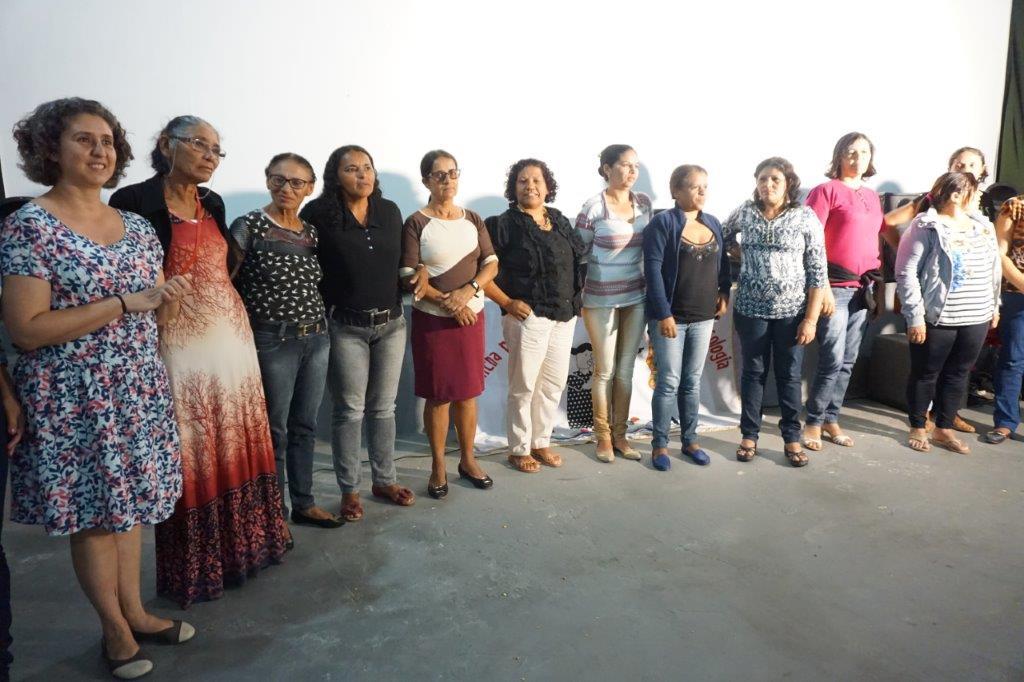 lançamento vídeo mulheres