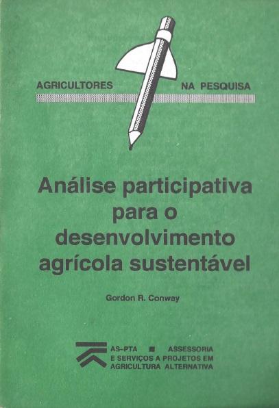 Analise participativa para o desenvolvimento agrícola sustentável