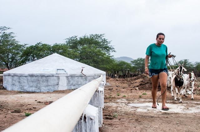 O trabalho das mulheres do campo ainda é invisibilizado no Semiárido | Foto: Ana Lira