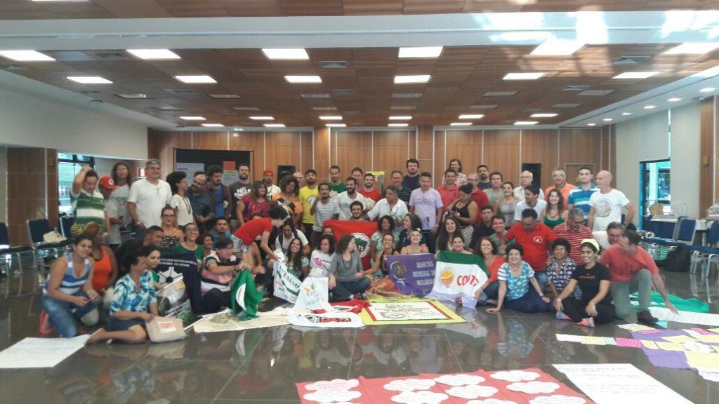 Participantes da Plenária da ANA. Foto: Renata Campos Motta
